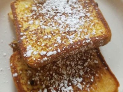 French Toast Meal