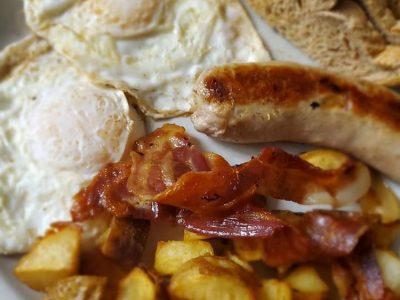 Sausage Potatoes Eggs